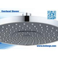 Quality Home / Hotel Round Bathroom shower Head Chrome Plated Brass Brall for sale