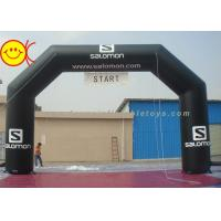 Wholesale Outdoor Event Inflatable Arch For Sport / advertising , Inflatable Start Line from china suppliers