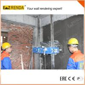 Wholesale Internal Wall Cement Render Machine Brickwork Machine Three Phase from china suppliers