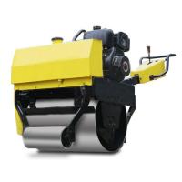 Wholesale Mini Roller Road Construction Machines JVS05H Walk Behind Vibratory Roller from china suppliers