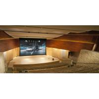 """Wholesale 16:9 120"""" Cinema Tab Tensioned Motorized Screen Aluminum Housing from china suppliers"""