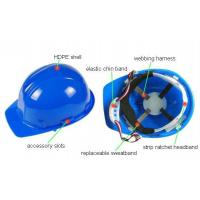 Wholesale High quality construction industrial safety helmet from china suppliers