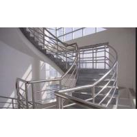 Wholesale Stainless steel baluster tube stainless steel balustrade stainless steel handrail from china suppliers