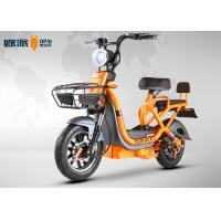 Wholesale CE/EEC/DOT Adult Electric Bike Wide Wheel For Long Range City Road from china suppliers