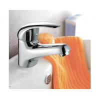 Modern Chrome polished Basin Tap