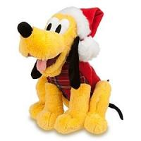 Wholesale 12inch Disney Yellow Pluto Cartoon Stuffed Plush Toys For Christmas from china suppliers