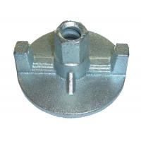 Wholesale Cast wing nut with screws for concrete wall shuttering system from china suppliers