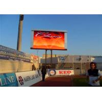 Wholesale SMD3535 Waterproof P10 LED Video Walls , 10mm LED Display Screen from china suppliers
