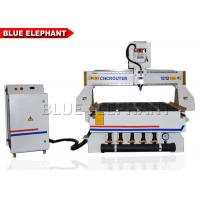 Wholesale Hand Controller Computerized Wood Carving Machine , High Standard Wood Engraving Equipment from china suppliers