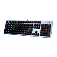 Wholesale Professional Black White Mechanical Gaming Keyboard With Backlight Beautiful Design from china suppliers