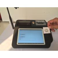 Wholesale 7 Inch Android NFC POS Terminal , Barcode Scanning NFC Credit Card Payment Systems from china suppliers
