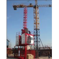 Quality Construction Lifter (SC200/200) max load 2*2000kg----mingwei@crane2.com for sale