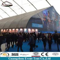 Wholesale 36x65m German Large Curved TFS Tent Large Outdoor Tent For Football Court from china suppliers