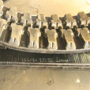 Quality Mini Excavator Rubber Track 350*54.5*86 for Kubota Excavator for sale