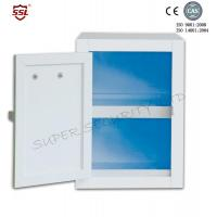 Wholesale Acids Metal  White Plastic Polypropylene Chemical Storage Cabinet For Alkaline Corrosives from china suppliers