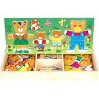Wholesale Education material bear puzzle/Animal puzzle /wooden puzzle /wooden toys from china suppliers