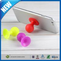 Wholesale Silicone Mini Sucker Mobile Phone Holder Octopus Ball Stents Circular For Iphone from china suppliers