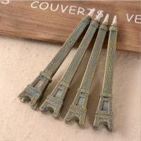 China Novelty resin Eiffel Tower ballpoint pen for promotion souvenir gift on sale