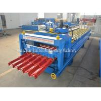 Wholesale Steel Roof Glazed Tile Roll Forming Machine Professional 18 Stations from china suppliers