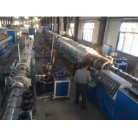 Wholesale HDPE Pipe Extrusion Line / Plastic Pipe Extrusion Machine with Single Screw from china suppliers
