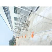 Wholesale temporary fencing panels 1.8mtrs x 2.4mtrs made in china brand new ,stocking for sale from china suppliers