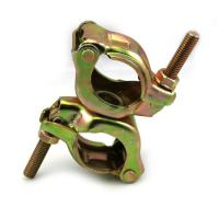 Wholesale Steel Pressed Coupler , swivel clamp scaffolding 1/2mm eye bolt from china suppliers