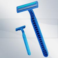 Wholesale Ruber-211 Twin blade disposable shaving razor from china suppliers