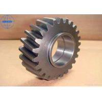 Wholesale 40-60HRC Hardness Single Helical Gear 0.5 - 12mm Modulus / Samll Spiral Gears from china suppliers