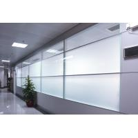 China 2017 China hot sales Divider waterproof sound proof cheap panel material design decorative aluminum glass room  BK-6128W on sale