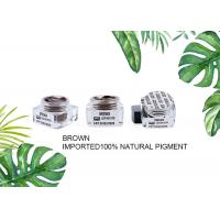 Wholesale 30g Browm Eyebrow Tattoo Pigment Natural Paste Ink Microblading Pigments from china suppliers