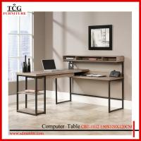 Wholesale TCG L shape wooden computer desk CBT-1512 from china suppliers