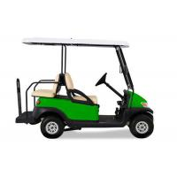 Buy cheap Dark Green Multi Passenger Golf Carts 25-40 KM/H Maximum Speed For Transportation from wholesalers