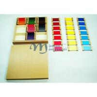 Wholesale Montessori Third Box of Color Tablets from china suppliers