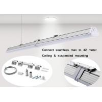 Wholesale 0-10V Dimming Linear Suspended Led Lighting 130lm / W 110lm / W 3000-6000k from china suppliers