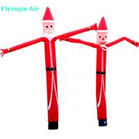 Wholesale Christmas Air Dancer Inflatable Santa Claus for Decoration and Advertisement from china suppliers