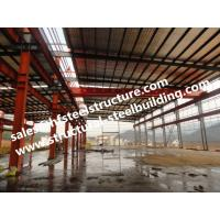 Wholesale Prefabricated And Pre-engineered Building Steel Industrial Warehouse Building from china suppliers