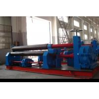 Wholesale Three Roller Plate Roll Bending Machine Mechanical Symmetrical 245Mpa from china suppliers