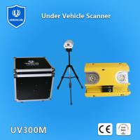 Buy cheap Under Vehicle Surveillance System UVSS /UVIS with high definition scanned images for security check from wholesalers