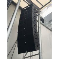 Buy cheap 10 Inch Big Outdoor Line Array Speakers Sound And Light Truss System from wholesalers