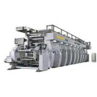 Wholesale Mechanic Line Shaft Rotogravure Printing Machine (SAY1000B) from china suppliers