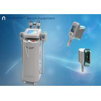 Wholesale Multifunctional Cryolipolysis Slimming Machine , Safe Cryotherapy Slimming Equipment from china suppliers