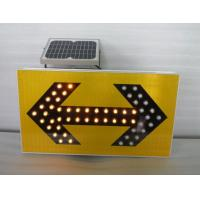 Wholesale Solar LED sign direct arrow light from china suppliers