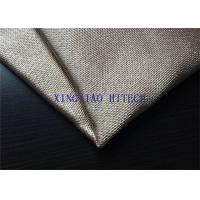 Quality High Intensity Fireproof Fiberglass Fabric 0.40 - 5.0mm Heat Insulation for sale