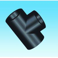 Wholesale ASTM A53/ASTM A106  Welded  Tee 48.3*5.05 seamless welding straight and reducing outlet tees from china suppliers