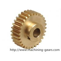 Wholesale Small Diameter Double Stainless Steel Spur Gears Stable Performance from china suppliers