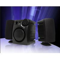 Wholesale Beautiful Compact 2.1 Computer Speakers Subwoofer Black ABS High Efficiency from china suppliers