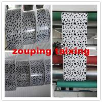 Wholesale lacquer aluminium foil used for pet container from china suppliers