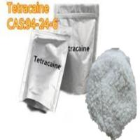 Wholesale White Crystalline Powder Tetracaine / Tetracaine HCl CAS 94-24-6 for Pain Killer from china suppliers