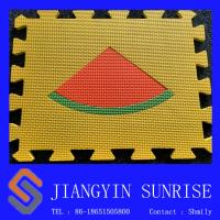 Wholesale Tasteless Sound Insulation EVA Foam Sheet Children Bedroom Foam Floor Tiles from china suppliers