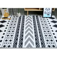 Wholesale Soft Waterproof Rugs Indoor , Living Room Area Rugs Contemporary Design from china suppliers